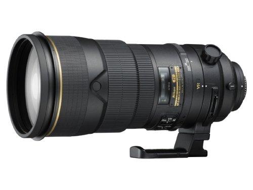 Nikon single focus lens af-s NIKKOR 300 mm f/2.8G ED VR II full size (300 Mm Single)