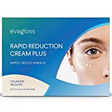 Evagloss Rapid Reduction Eye Cream, Visibly