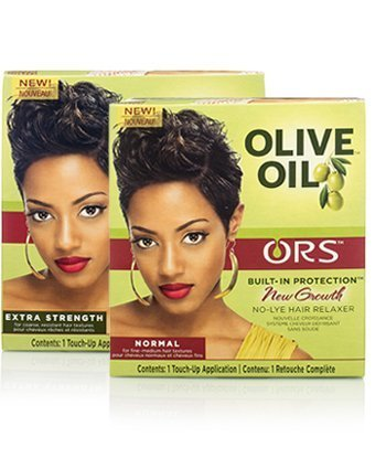 ORS Olive Oil New Growth Normal Hair Relaxer -