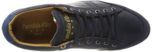d'Oro Uomo Sneaker Matera Blues Pantofola Dress Blu Low gxdqqwH