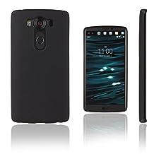 Xcessor Vapour Flexible TPU Case for LG V10. Black