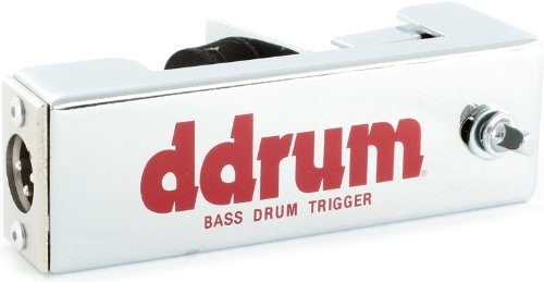 ddrum CETK Chrome Elite Bass Drum Trigger (Bass Drum Trigger)