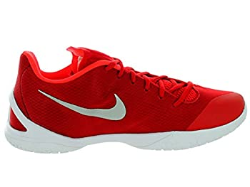 Nike Hyperchase Tb Mens Trainers 749554 Sneakers Shoes (Uk 12 Us 13 Eu 47.5, University Red Metallic Silver White 601) 4
