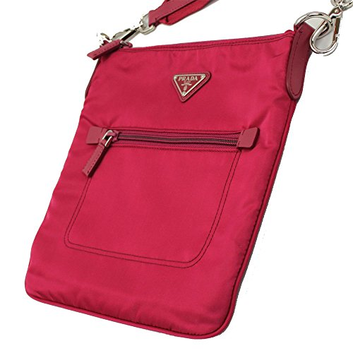 Bag Pink Nylon Ibnisco Prada Bt0716 Body Women's Cross HXw55zvq