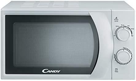 Candy CMW 2070 M - Microondas, 20L, 700W, 6 Niveles de potencia, Color Blanco
