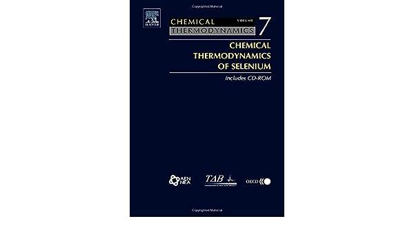 Download Chemical Thermodynamics of Selenium book