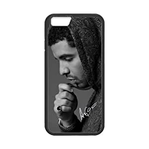 Onshop Custom Drake Grey Pattern Phone Case Laser Technology for iPhone 6 4.7 Inch