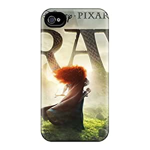 Hot Covers Cases For Iphone/ 5/5s Cases Covers Skin - Pixar Brave 2012
