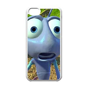 Bugs Life iPhone 5c Phone Case White as a gift H6001868