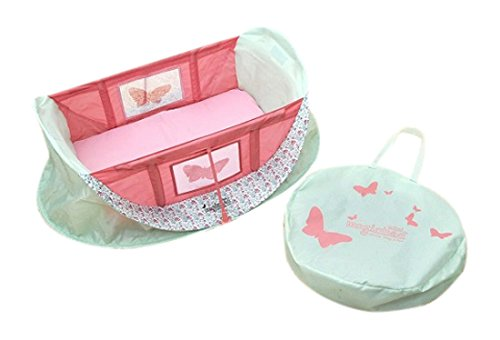 MAGIC BED Lit pour Fille Rose Petit
