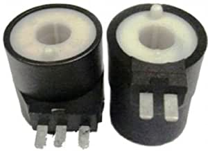 Amazon Com Whirlpool Dryer Gas Valve Coils Solenoid