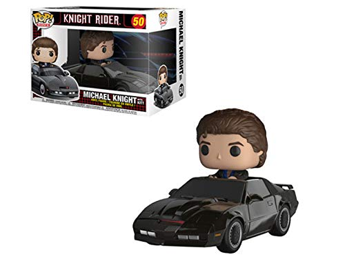 Pop! Rides: Knight Rider - Michael Knight with K.I.T.T. [並行輸入品] B07KT7NBCT