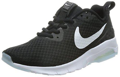 Nike Women's Air Max Motion LW Athletic Shoe, black/white...