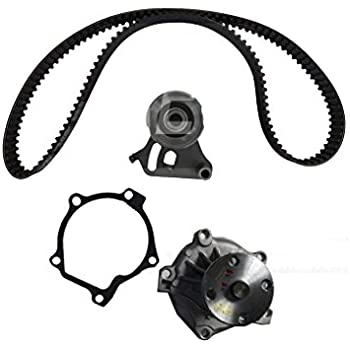 Amazon Com Diamond Power Timing Belt Kit Water Pump Set Works