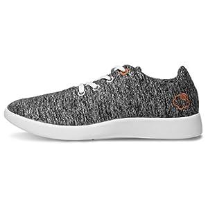 LeMouton Classic Unisex Wool Shoes | Men Women Fashion Sneakers | Comfortable Lightweight Casual Lace Up Shoe