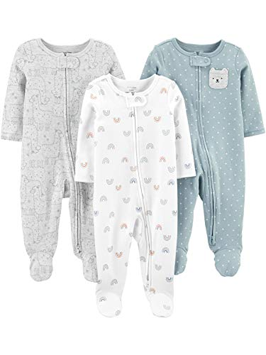 Simple Joys by Carter's Baby 3-Pack Neutral Sleep