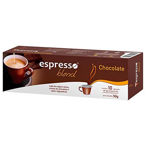 Cápsulas Café Espresso Blend Chocolate