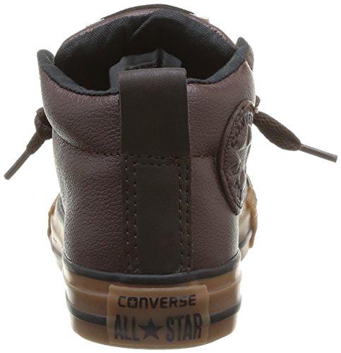 Converse Chuck Taylor All Star Street Mid - Zapatillas para niños Marron 9