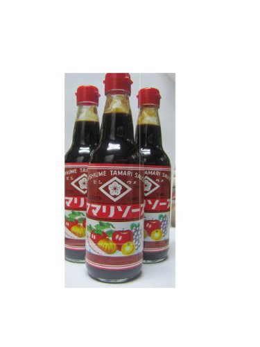 [Osaka area source / water chestnut plum] Tama resources 360mlx3 this + Worcestershire sauce 360mlx3 this by Water chestnut plum sauce (Image #2)