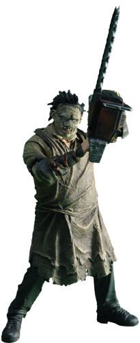 Mezco Toyz Cinema of Fear Series 3 Action Figure Leatherface (Texas Chainsaw Massacre) by MEZCO