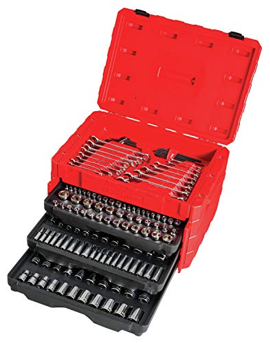 CRAFTSMAN Mechanics Tool Kit, 222 Pieces (CMMT12038)