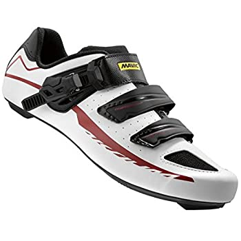 Mavic Aksium Elite Ii Shoes - Men's Whiteblackred, 7.0 0
