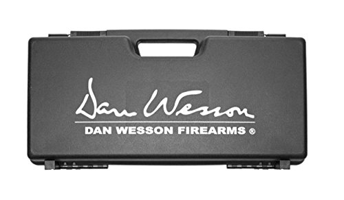 ASG Licensed Dan Wesson Revolver Case - Fits Airsoft and Airguns - Black - 3.3
