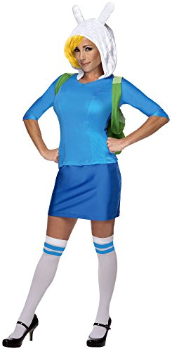 Rubie's Costume Co Women's Adventure Time Fionna Costume, Multi, Large