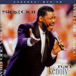 dvd ron kenoly sing out