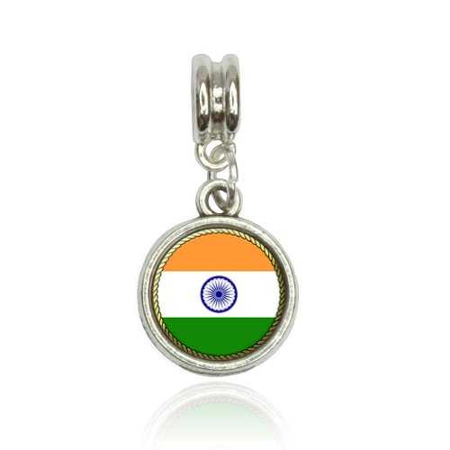 Made On Terra Flag Of India...
