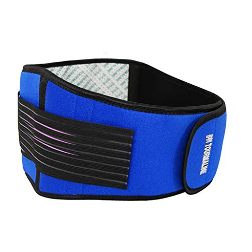Hot Sale!UMFun Medical Heat Waist Belt Brace For Lower Back Pain Relief Therapy Support Hot HT -