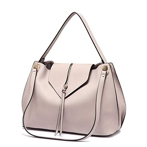 Quality Apricot High High Women's Women's Crossbody Tote Quality Faux Leather Hq7vFxwI1