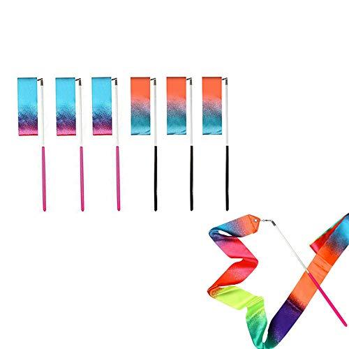 rainbow streamer wand - 5