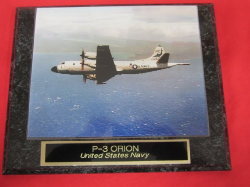 us-navy-p-3-orion-collector-plaque-w-8x10-photo