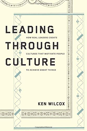 Leading Through Culture