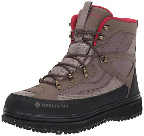 Redington Skagit River Sticky Rubber Boot - 8, Bark