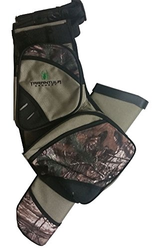 - Sportsman's Outdoor Products Tarantula T400 Quiver System (Right Handed, Camo)