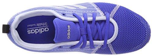 Bleu aero Blue Chaussures Femme silver Arianna De Metallic Blue Adidas Fitness hi res Cloudfoam n6Zqw7Y
