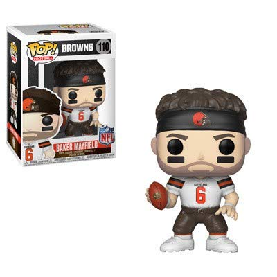 Funko POP NFL: Browns Baker Mayfield Action Figure (New)