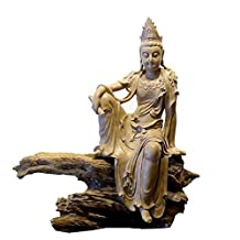 Guanyin Buddha Ornaments Home Living Room Porch TV Cabinet Office Soft New Chinese Zen Furnishings