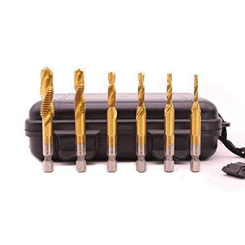 Tap Drill Kits - 7