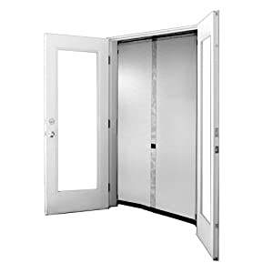 Bug Off 72 by 80 Instant Screen, Fits Some French Doors and 12-Foot Sliding Glass Doors