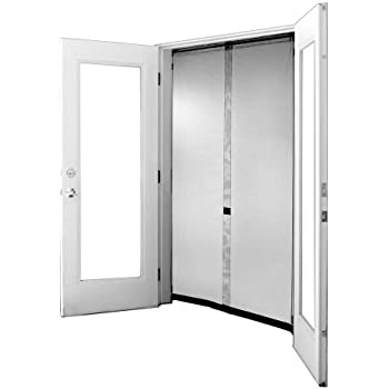 Bug Off 48 by 80 Instant Screen, Fits Some French Doors and 8-Foot Sliding Glass Doors