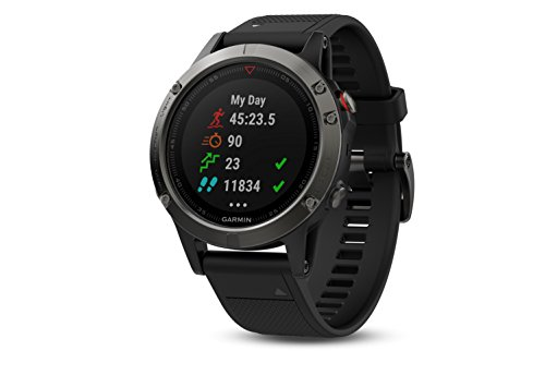 Suunto Traverse Alpha vs Garmin Fenix 5