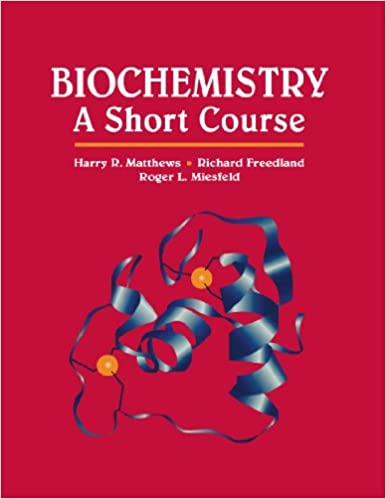 Biochemistry a short course 9780471022053 medicine health biochemistry a short course 1st edition fandeluxe Choice Image