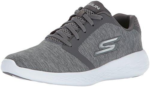 Skechers Performance Women's Go Run 600-Divert Sneaker,gray,8 M US