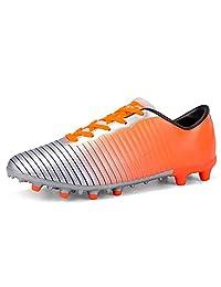 5dd3c47f5fb Coolloog Adult Soccer Cleat Profession Football Sport Training Shoes