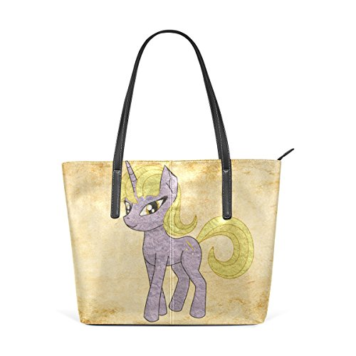 Unicorn Satchel Bennigiry Large Handbags Top Women's Handle Tote Purse Bags Shoulder Girl wXqqf15