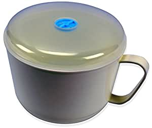 Microwave Soup Dish with Lid by Cooks Works