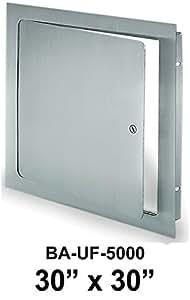 "30"" x 30"" Universal Flush Premium Access Door with Flange"